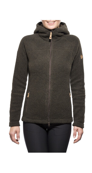 Fjällräven Kaitum Fleece Women Dark Olive